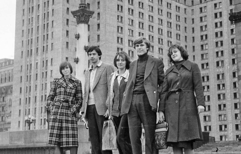 Фото московских студентках 3 фотография